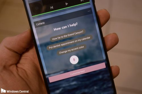 Chime in: Is the Cortana Android app or Cortana in Microsoft Launcher better?