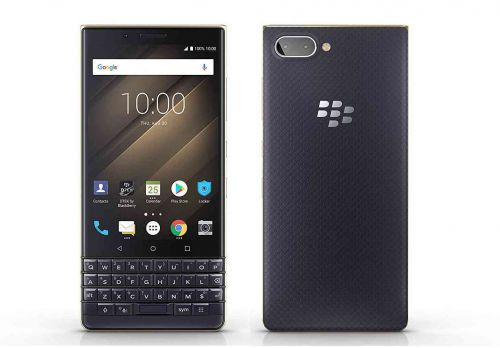 Are you using a BlackBerry?
