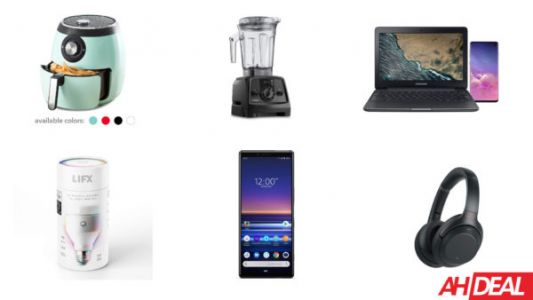 Electronic Deals - August 22, 2019: Dyson, Sony, Google & More