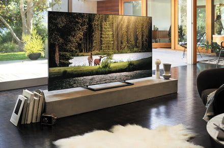 Samsung 2018 QLED TVs update adds FreeSync, but limits resolution
