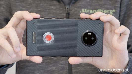 When are RED's Hydrogen One modules coming?
