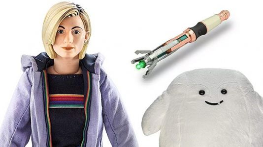 Toy Tuesday: Doctor Who's Craziest Sets