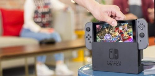 This Nintendo Switch Has A Bigger Battery With A Lower Price Tag