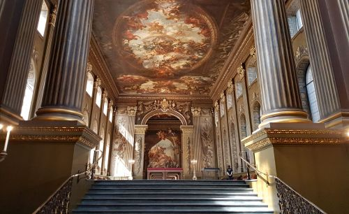 Tickets Alert: Better than half price entry to the Painted Hall
