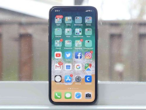 Apple announces iPhone X Display Module Replacement Program for touch issues