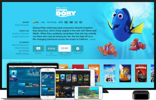 Apple extends iTunes movie rentals to 48 hours