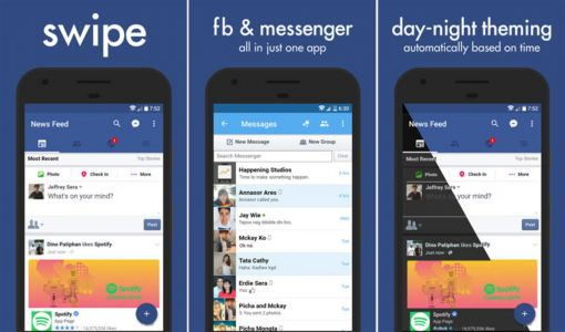 Facebook sends cease-and-desist letters to a pair of popular apps for Android