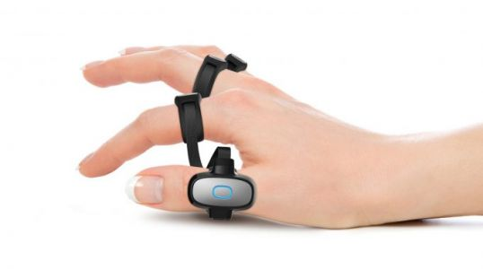 Tap wearable keyboard is a fidgeter's dream