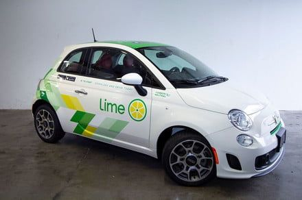 Lime's first carsharing service motors into Seattle this week