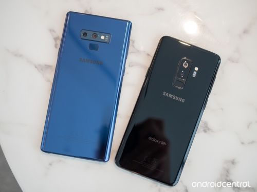 With the Galaxy Note 9, the Note line has a new purpose