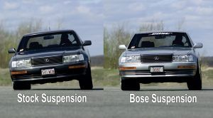 Bose Sells Off Its Revolutionary Electromagnetic Suspension