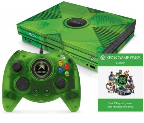 Green Xbox One 'Duke' controller gets collector's edition, preorder here