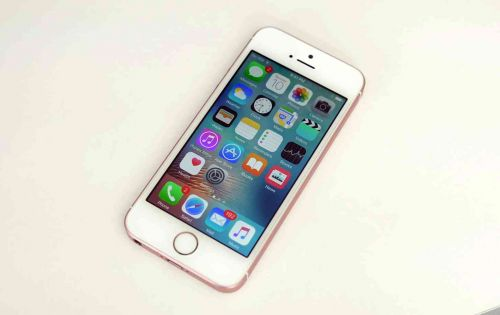 IPhone SE quietly reappears in Apple's online store, pricing starts at $249