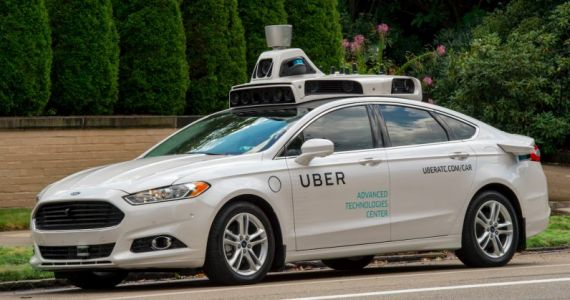 A self-driving car killed a pedestrian for the first time last night