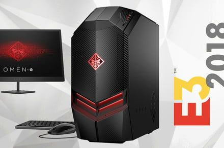 Giveaway: Win an HP Omen, the gaming PC powering the Fortnite Pro-AM tournament