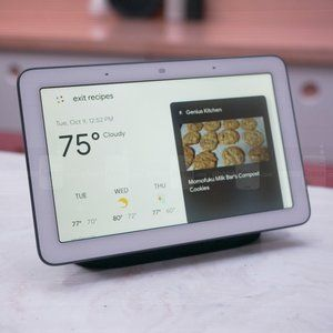 Discounted Google Home Hub also includes two Home Mini units at B&H Photo Video