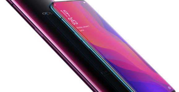 Forget the Galaxy S10, Oppo just unveiled exciting new smartphone camera and biometrics tech