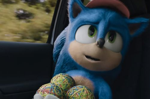 Sonic the Hedgehog returns with bigger eyes and fewer teeth in new trailer