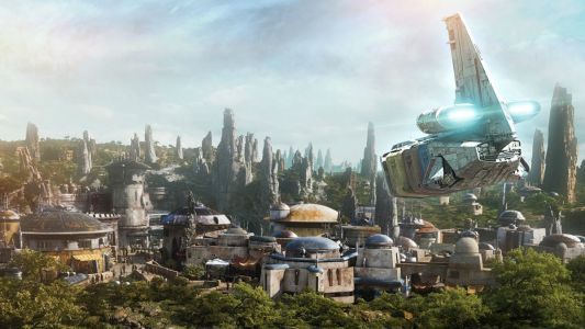 Disney's Star Wars Land Getting A Marvel Comic Book Before It Opens