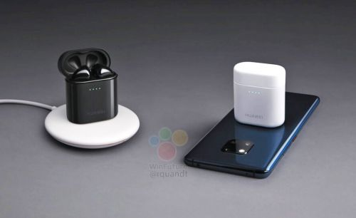 Huawei's new AirPod-like Freepods can wirelessly charge your phone