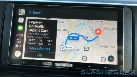 Alpine iLX-107 CarPlay review: Siri goes wireless