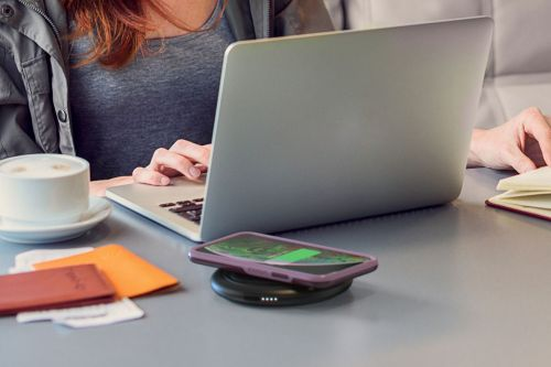 OtterBox's latest creation is a stackable wireless charging battery system
