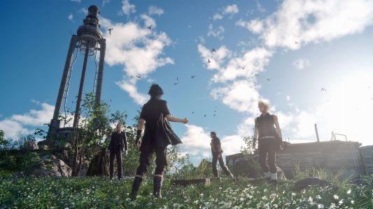 'Final Fantasy XV' team forms a studio to develop new IPs