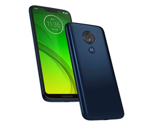 Moto G7, G7 Play, G7 Power, and G7 Plus shown off in leaked images