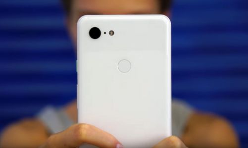 Google's official Pixel 3 and Pixel 3 XL press renders just leaked