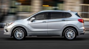 2017 Buick Envision Review: Good SUV, Strong Competition
