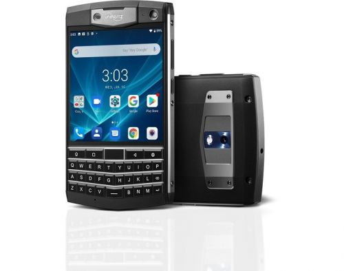 Unihertz Titan is a rugged BlackBerry clone for QWERTY lovers