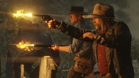 Red Dead Redemption 2 is a '65-hour' game with a 2,000-page script