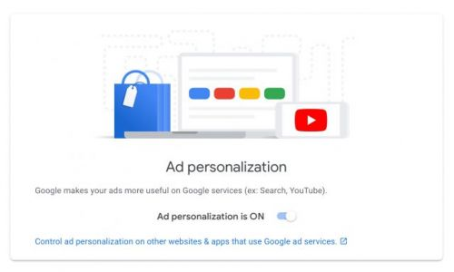 Here's how to find out what Google's adverts know about you