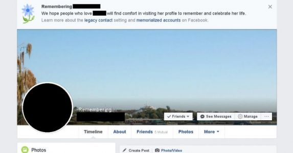 What is a Facebook 'legacy contact' and why do you need one?