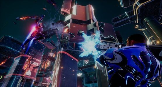 Crackdown 3 won't support friend invites for Wrecking Zone multiplayer
