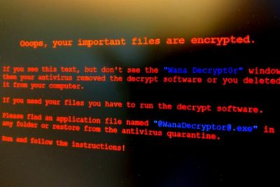 A 'kill switch' is slowing the spread of WannaCry ransomware