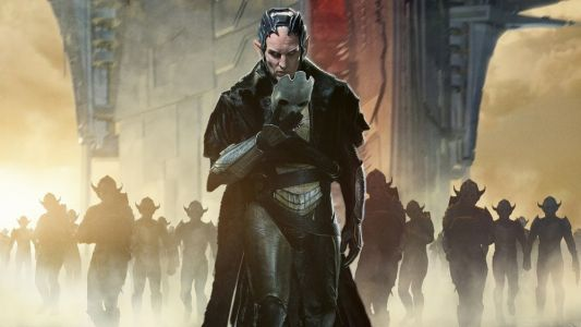 Christopher Eccleston Says Marvel Was Dishonest and That He Only Did THOR: THE DARK WORLD For the Money
