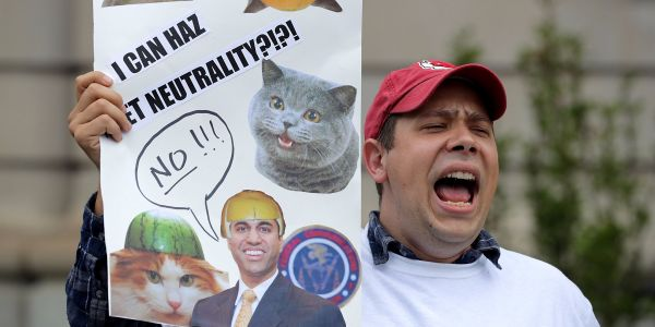 Tech firms are starting to speak up against the FCC's plan to kill net neutrality: 'We are disappointed'