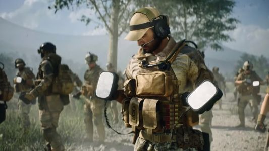 Battlefield 2042 Portal mode revealed during EA Play Live