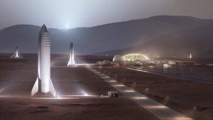 Musk Says Tickets to Mars Could Cost Just $500,000