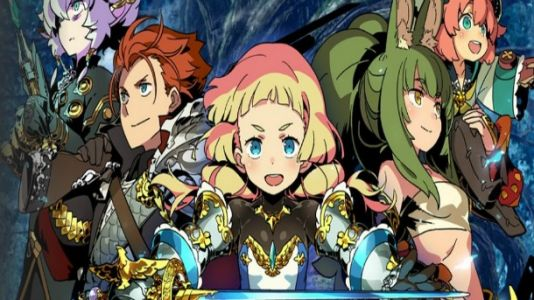 Atlus Showcases 3DS Lineup, Etrian Odyssey V Demo Available Today
