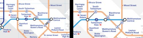 London Underground releases a new tube map
