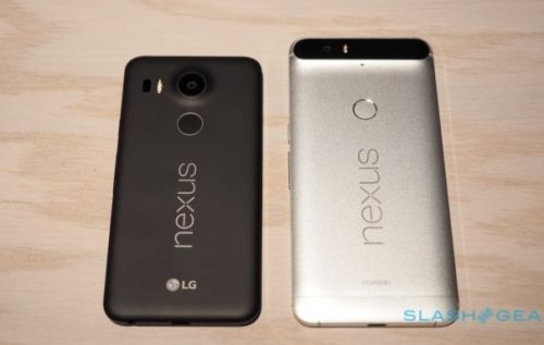 Nexus 5X, 6P will get security updates until November 2018