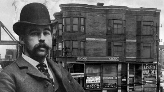 Martin Scorsese and Leonardo DiCaprio's H.H. Holmes Serial Killer Project THE DEVIL IN THE WHITE CITY Is Headed To Hulu