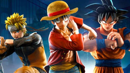 Jump Force Characters Roster: All Playable Fighters