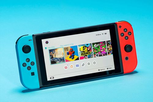 You can now play digital Nintendo Switch games across multiple consoles