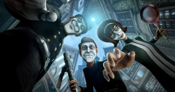 We Happy Few's dystopia is held together by drugs and denial