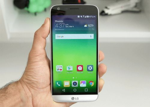 T-Mobile LG G5 getting Android 8.0 Oreo update