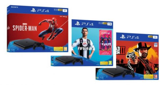 Amazon:  Red Dead 2, Detroit Become Human et PS4 en réduction