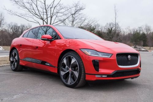 Here's the fake noise the Jaguar I-Pace makes when you hit the throttle